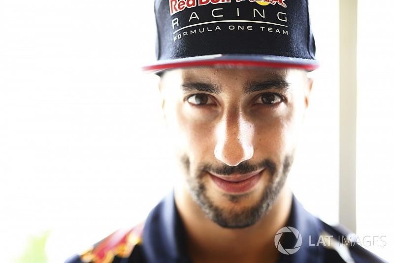 Ricciardo apunta a estar de nuevo en las primeras filas en Bakú