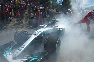 Formule 1 Actualités Mercedes a décelé un problème inédit sur le moteur de Bottas