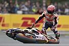 MotoGP Statistik: Marc Marquez in MotoGP-Saison 2017 bereits 20 Mal gestürzt