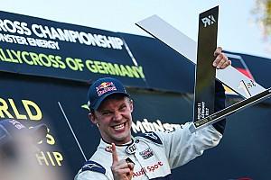 Rallycross-WM News Walter Röhrl: Weshalb Mattias Ekström der bessere Rennfahrer ist