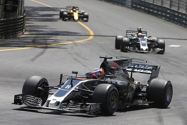 F1 【F1】ハース代表「ダブル入賞はラッキーじゃない。チームの成長だ」
