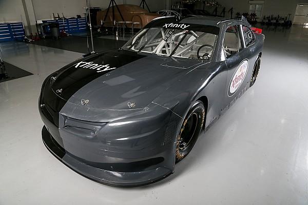 NASCAR Xfinity Series unveils composite bodies at Richmond
