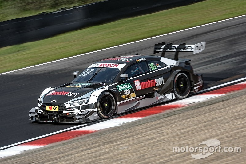 """Rast annoyed by BMW's """"clever strategy"""" in Zandvoort"""