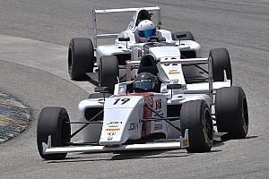 Formula 4 Race report Reger and Forcier win at F4 US season-opener