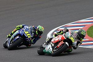 MotoGP Breaking news MotoGP riders want to try harder tyre, but not in race weekend