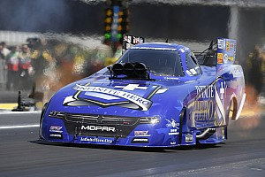 NHRA Interview Beckman looks back on