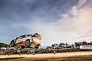 WRC Ilyen, ha ugratás közben veszel érintőre egy drónt a WRC-ben