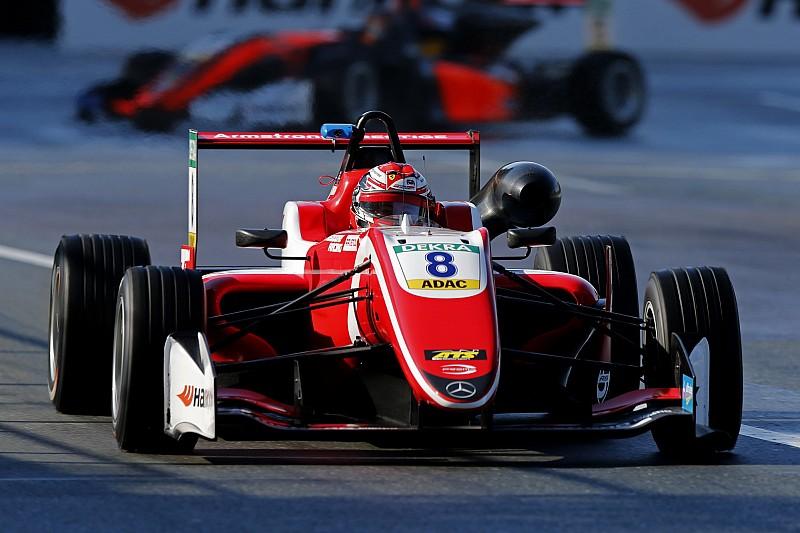 EK F3 Norisring: Dominante Armstrong boekt eerste zege