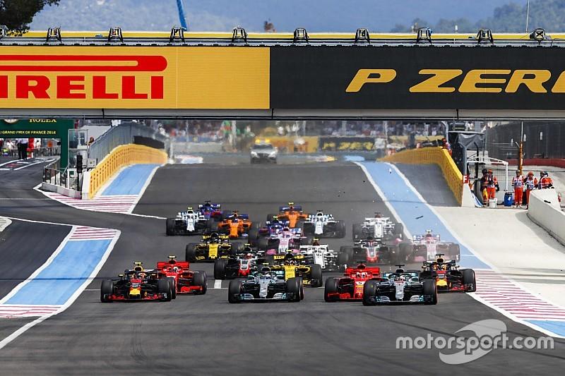 В Ф1 допустили возможность повторения трех гонок подряд
