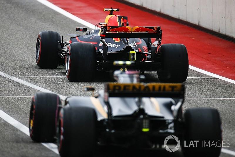 Red Bull craint les bouts de chandelle du moteur Renault