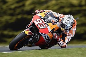 MotoGP Antrenman raporu Avustralya MotoGP 4. antrenman: Marquez yine zirvede