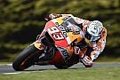MotoGP Marquez op pole-position in Australië, Dovizioso slechts elfde