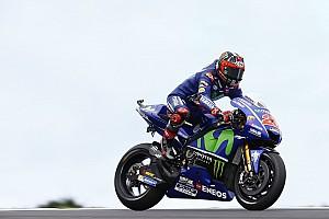 """MotoGP Últimas notícias Viñales lamenta toque com Iannone: """"tive que me recuperar"""""""