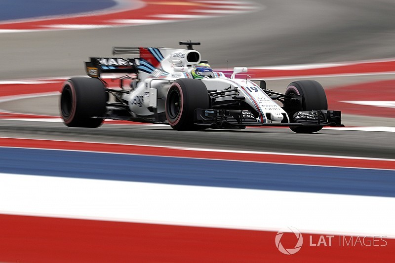 Williams pénalisé pour une nouvelle infraction pneumatique