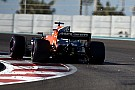 McLaren planning