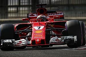 F1 测试报告 阿布扎比测试首日:莱科宁最快,库比卡完成100圈