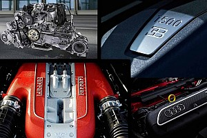 Automotive Breaking news These are the most powerful engines by cylinder count
