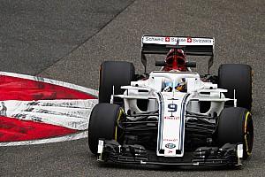 Fórmula 1 Noticias Ericsson penalizado con cinco posiciones en la parrilla de Shanghái