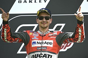 Lorenzo e Honda chegam a um acordo de dois anos na MotoGP