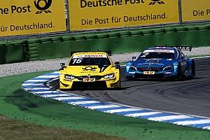 """DTM Nieuws Glock over 'fucking idioten van Mercedes': """"Recht op eigen mening"""""""