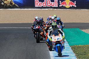 Moto2 Résumé de course Baldassarri dominateur, Márquez à terre à Jerez