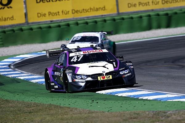 Glock lobt BMW-Rookie Eriksson: