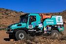 Cross-Country Rally Van Ginkel in de problemen tijdens derde etappe Africa Eco Race