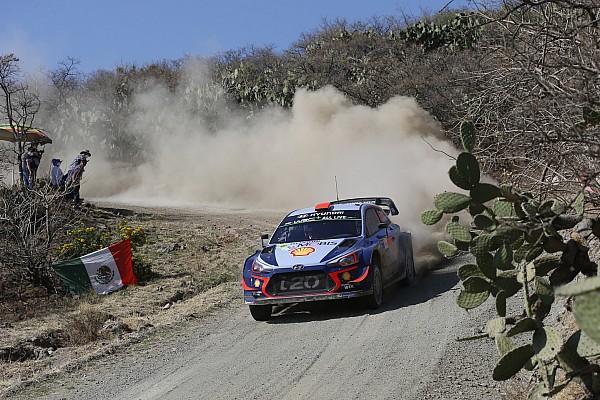 Meksika WRC: Sordo'nun liderliği sürüyor, Loeb yaklaşıyor!