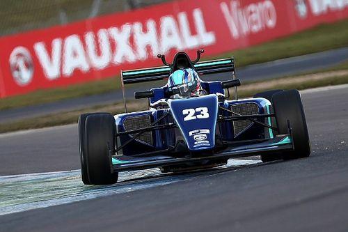 Monger, Britanya Formula 3'ün açılış yarışına katılacak!