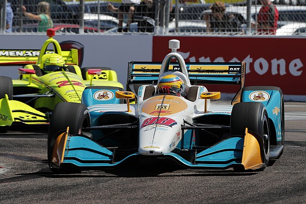 Equipo Harding Racing está optimista por el debut en IndyCar