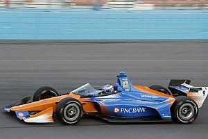 IndyCar Breaking news IndyCar tuntaskan tes perdana aeroscreen