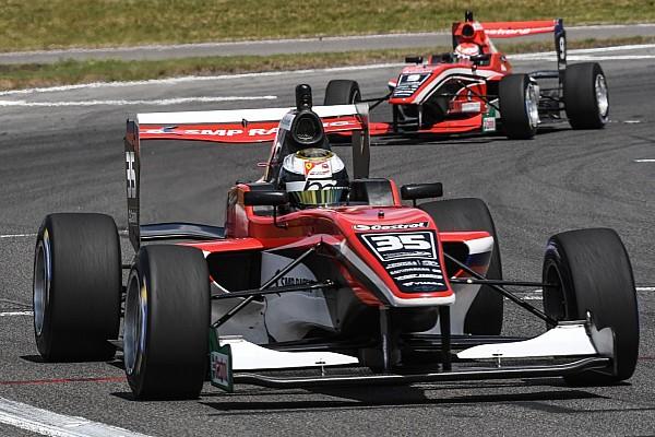 Other open wheel Ferrari junior Shwartzman claims TRS crown in dramatic finale