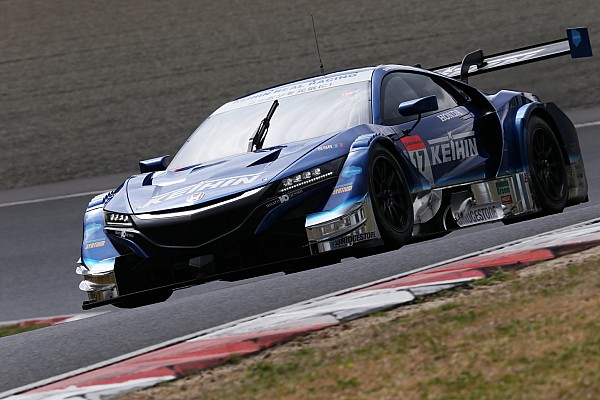 Super GT Okayama Super GT: Honda wins, Button takes surprise second