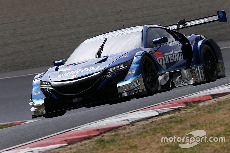 Okayama Super GT: Honda wins, Button takes surprise second