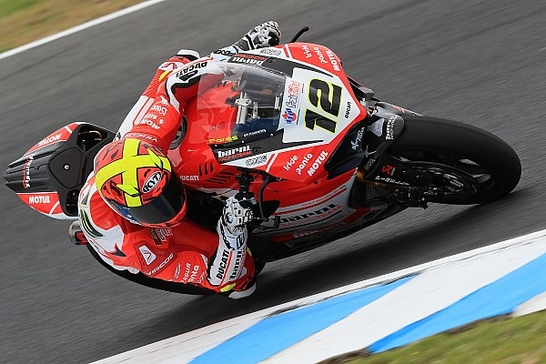 Aragon: grandi aspettative per Xavi Forès e la sua Ducati del Barni Racing Team