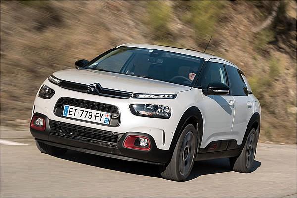 Automotive News Neuer Citroën C4 Cactus im Test