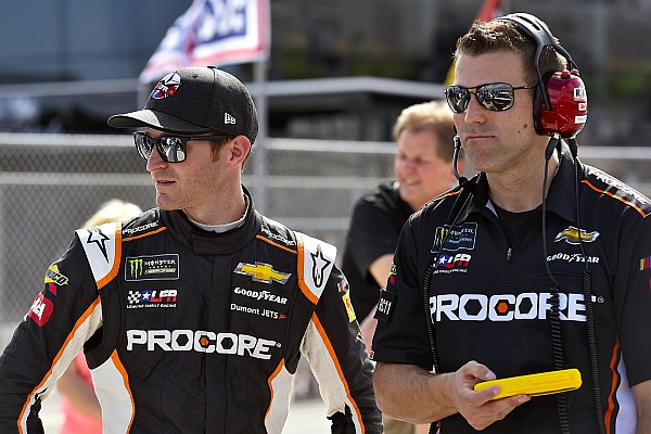 Kahne's former crew chief