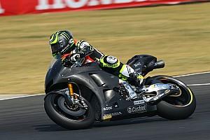 MotoGP Crónica de test Crutchlow terminó adelante en el estreno del MotoGP en Buriram