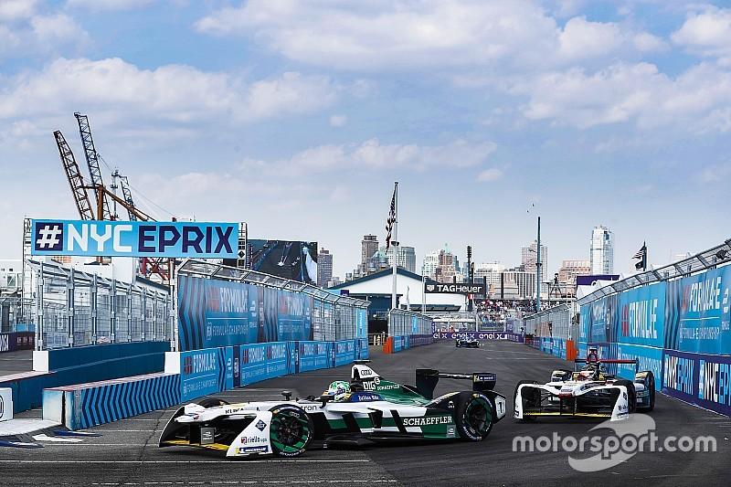 FE New York: Audi kampioen na valse start van Lotterer
