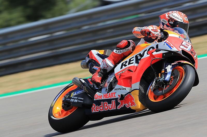 Marquez magabiztos győzelmet szerzett a Német GP-n Rossi és Vinales előtt