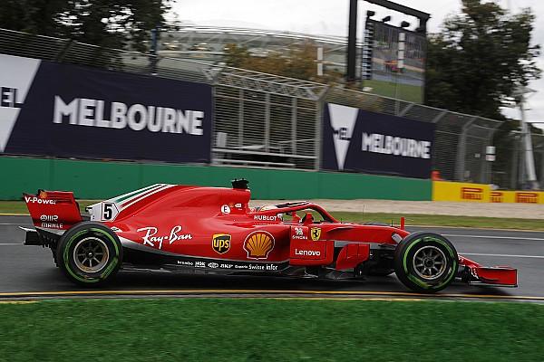 F1 突发新闻 澳大利亚大奖赛FP3:雨过天晴后,法拉利包揽前二