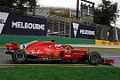 Formula 1 FP3 GP Australia: Kondisi basah-kering, Vettel unggul 2 detik