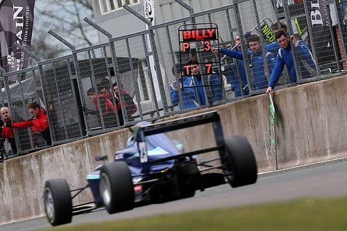 復帰初戦表彰台のモンガー「レース前には想像できなかったことだ」