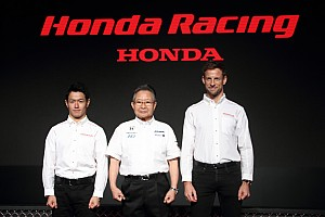 ホンダ山本MS部長「バトン加入は、他のドライバーの良い刺激になる」
