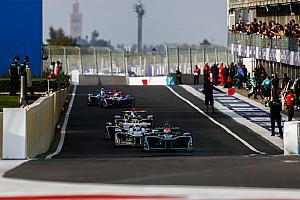 Formula E Breaking news FIA clarifies Formula E pit rules after recent controversy
