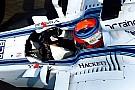 Formula 1 Williams, Kubica ile testlerde neler öğrendi?