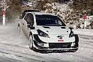 WRC Tanak ha esordito da pilota Toyota in un test con la Yaris evoluta