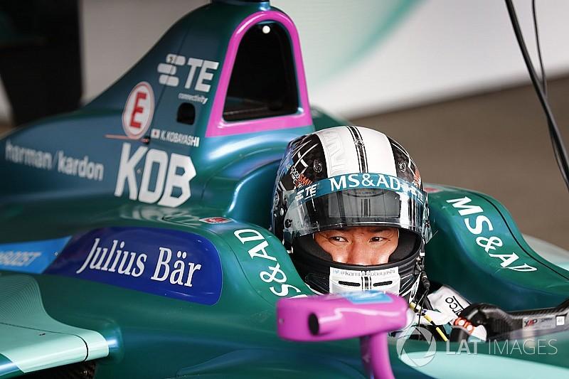Kobayashi pourrait garder son baquet chez Andretti