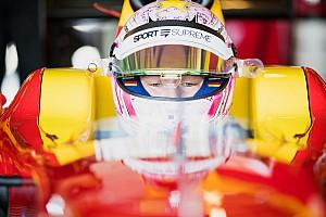 FIA F2 Actualités Arden complète son duo de rookies avec Günther