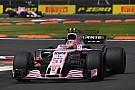 Force India: Safety Car virtual nos custou o pódio no México